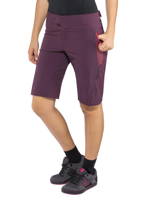Endura Single Track Lite Shorts II Women mulberry